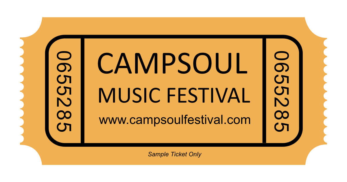Campsoul Music Festival Tickets